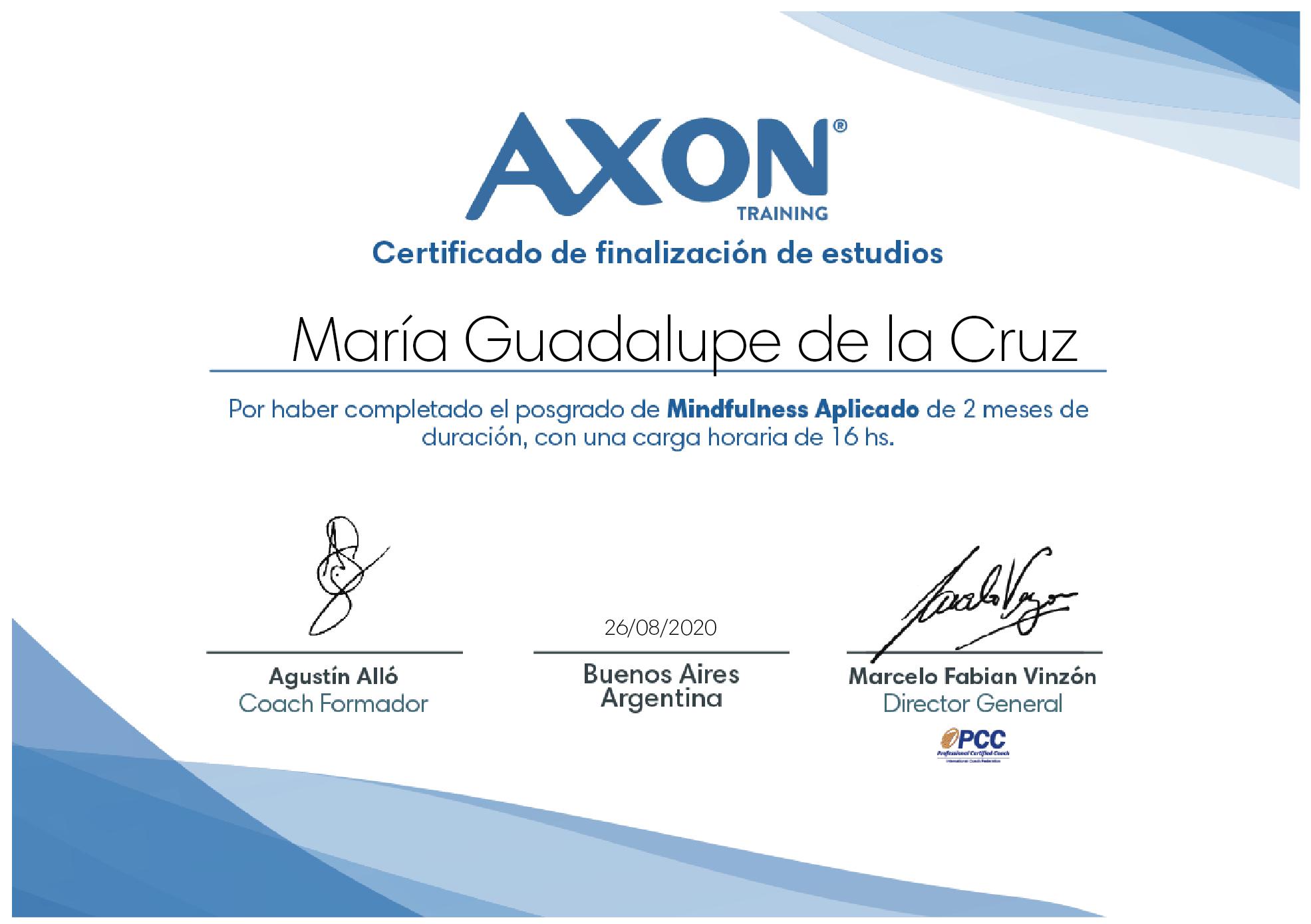 certificacion coaching